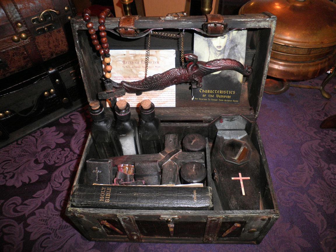 Vampire Killing Kits By Crystobalvampire Killing Kits By Crystobal