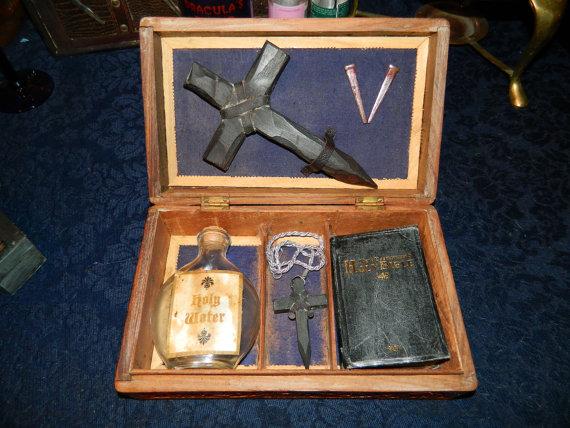 What Is A Vampire Killing Kit History Of The Vampire Killing Kit