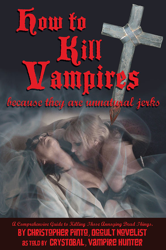 how to kill vampires cover