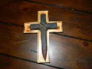 cross stake