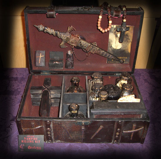 Vampire Killing Kit Druscilla Vampire Killing Kits By