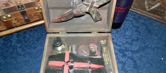 small vampire killing kit for sale