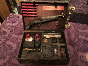 vampire killing kit original by crystobal, Christopher Pinto, Proprietor