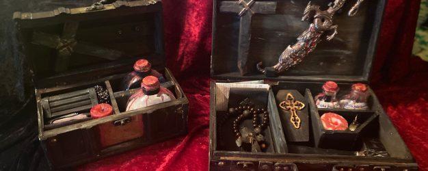 Two Vampire Killing Kits by CRYSTOBAL
